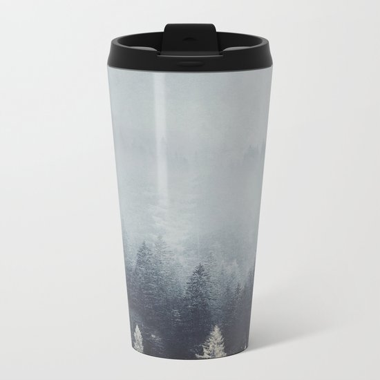 Fire and desire Metal Travel Mug