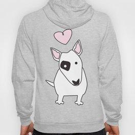 Bullterrier Love Hoody