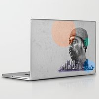 hiphop Laptop & iPad Skins featuring Madlib - urban by ARTito