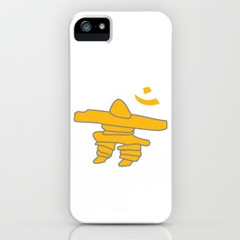 OM Inuksuk iPhone Case