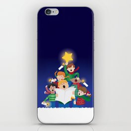 Children's Christmas iPhone Skin
