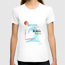 Summer at the Beach House T-shirt