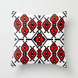 lullaby for ladybugs Throw Pillow