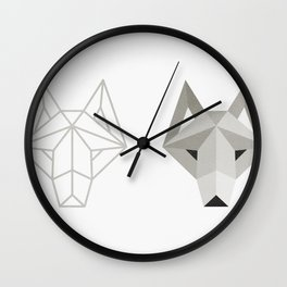 Wolfborg Wall Clock