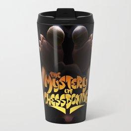 The Mystery of Chessboxing Travel Mug