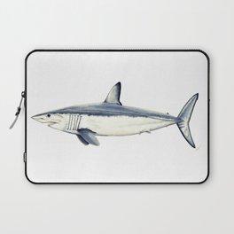 Mako shark (Isurus oxyrinchus) Laptop Sleeve