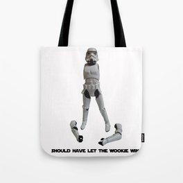 Loser Wookie Tote Bag