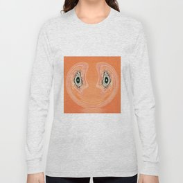 Emoticon Long Sleeve T-shirt