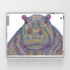 Hippie-Potamus (Multicolour) Laptop & iPad Skin