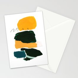 collage studies 18-03 Stationery Cards