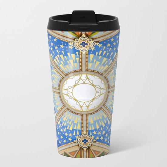 Almudena Cathedral Metal Travel Mug