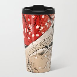 Japan Fishermen Travel Mug