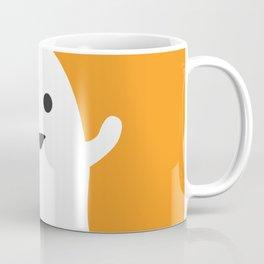 Halloween Happy Ghost Coffee Mug
