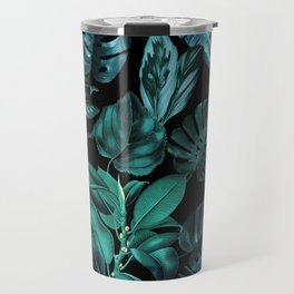 Tropical Garden Travel Mug