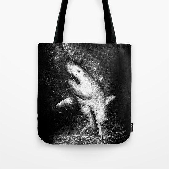 Aquatic Acrobat Tote Bag