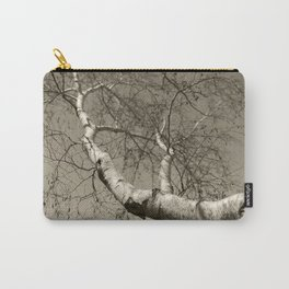 Birch tree #01 Carry-All Pouch