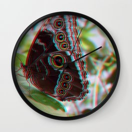 easter-fly Wall Clock