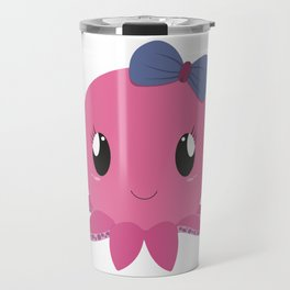 Rosy Travel Mug
