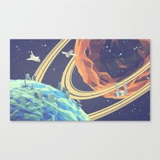 Space! Canvas Print