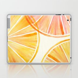 Sunny Citrus Laptop & iPad Skin