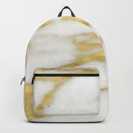 Bari golden marble Backpack