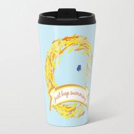 hide and seek dory Travel Mug