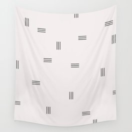lines 2 Wall Tapestry