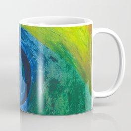 Abstract Poetic Coffee Mug