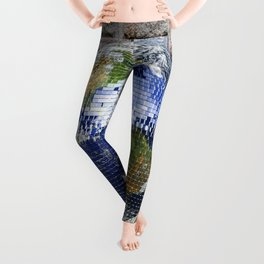 This ain't no Party - Save the Earth Leggings