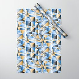 Food Triangle Wrapping Paper