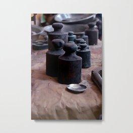 drachma Metal Print