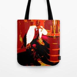 Cotton Club The Man Tote Bag