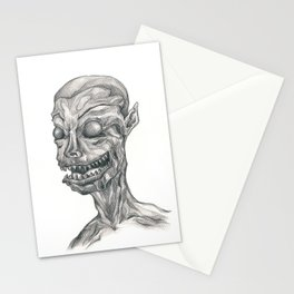 The Devil Within Stationery Cards