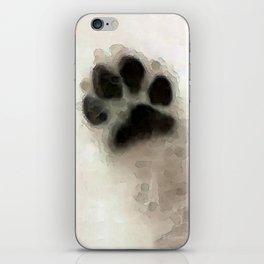 I Paw You - Dog Art By Sharon Cummings iPhone Skin