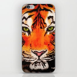 Tiger in the Shadows iPhone Skin