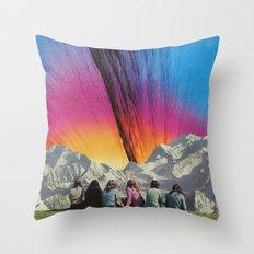 Phenomenon Throw Pillow