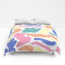 Playful Puzzle Comforters