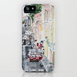 Sète iPhone Case