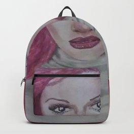 A Girl Backpack