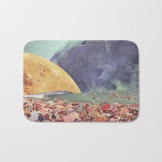 Lunar Beach Bath Mat