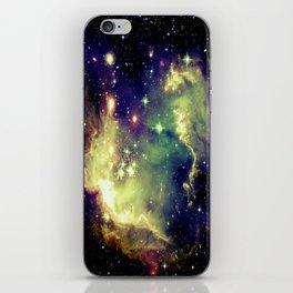 Nebula Galaxy (deep pastels) iPhone Skin