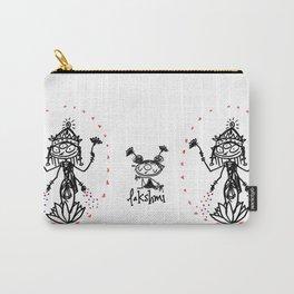 Lakshmi: Goddess of Abundance Carry-All Pouch