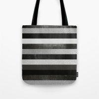 noir Tote Bags featuring Noir by Elisabeth Fredriksson
