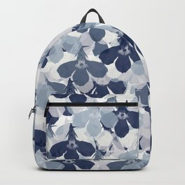 Abstract flower pattern 2 Backpack