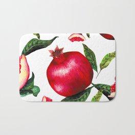 pomegranate Bath Mat