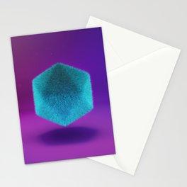 Platonic Fluffy Stationery Cards