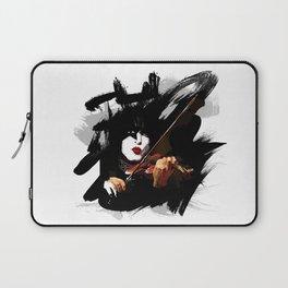 Paganini devil violinist  Laptop Sleeve