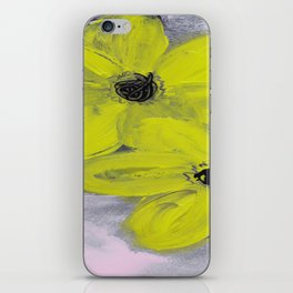 Chartreuse iPhone Skin