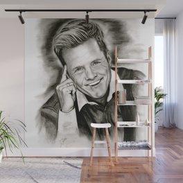 Dieter Wall Mural