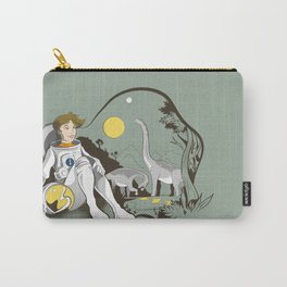 The Time Traveler Carry-All Pouch
